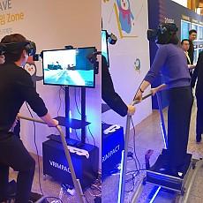[VR구축판매행사용]VR스키(VR SKI)+VR서핑(VR SURFING) 시뮬레이터(SIMULATOR) 소개영상(VR체험존/VR체험행사/VR렌탈대여임대)-VR임팩트 자체제작 컨텐츠